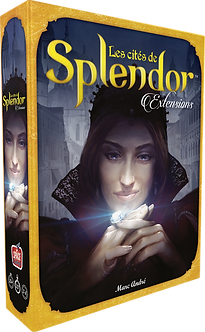Splendor : Cities of Splendor (ML)