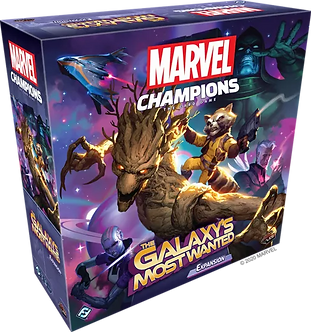 Marvel Champions : Convoitise Galactique (VF)