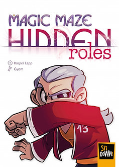 Magic Maze : Hidden Roles (VF)