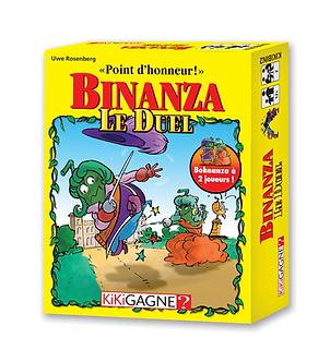 Binanza : Le Duel (VF)
