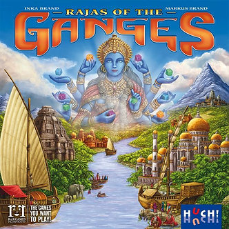 Rajas of the Ganges (ML)