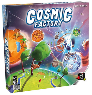 Cosmic Factory (VF)