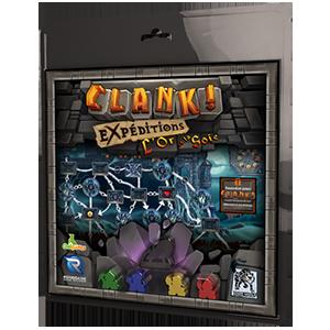 Clank! Expéditions : L'Or et la Soie (VF)