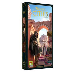 7 Wonders : Cities - Nouvelle Édition (VF)