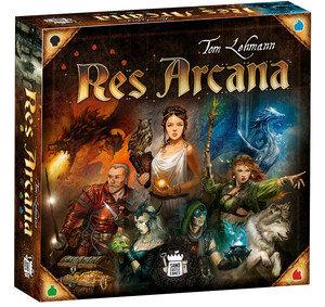 Res Arcana (VF)