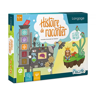 Histoire de Raconter (VF)