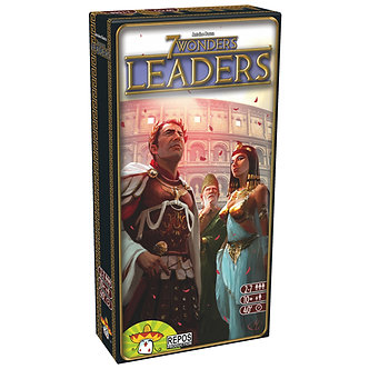 7 Wonders : Leaders (VF)