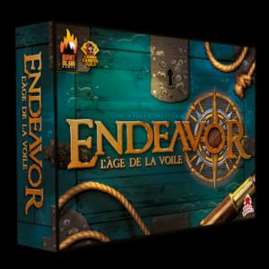 Endeavour : L'Âge de la voile (VF)