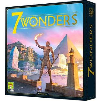 7 Wonders 2e édition (ML)