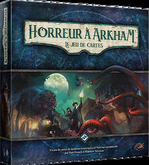 Horreur à Arkham : Le Jeu de Cartes (VF)