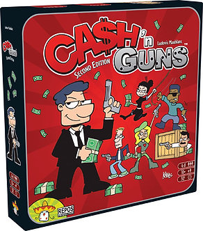 Cash'n Guns 2e Édition (VF)