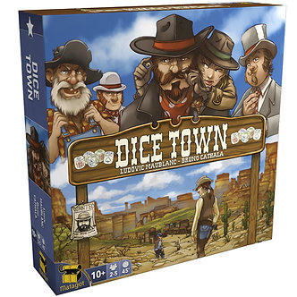 Dice Town (VF)
