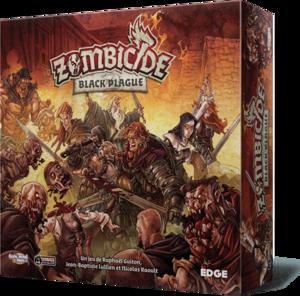 Zombicide : Black Plague (VF)