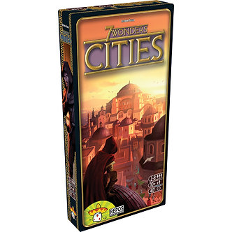 7 Wonders : Cities (VF)