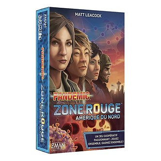 Pandemic : Zone Rouge (VF)