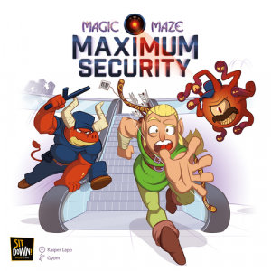 Magic Maze : Maximum Security (VF)