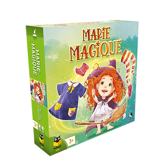 Marie Magique (VF)