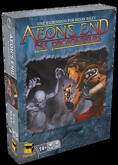 Aeon's End : Profondeurs (VF)