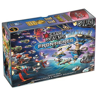 Star Realms : Frontières (VF)