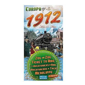 Les Aventuriers du Rail - Europa 1912 (ML)