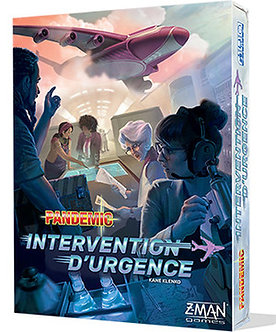 Pandemic : Intervention D'Urgence (VF)