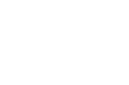 The cabin Logo white.png