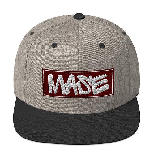 Snapback Hat - MASE