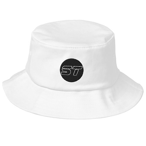 Old School Bucket Hat - Si Thomas