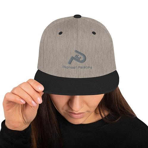 Snapback Hat - Pioneer Peacey