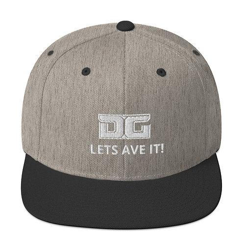 Snapback Hat - DirtyGent