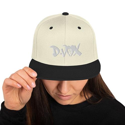 Snapback Hat - D-Vox