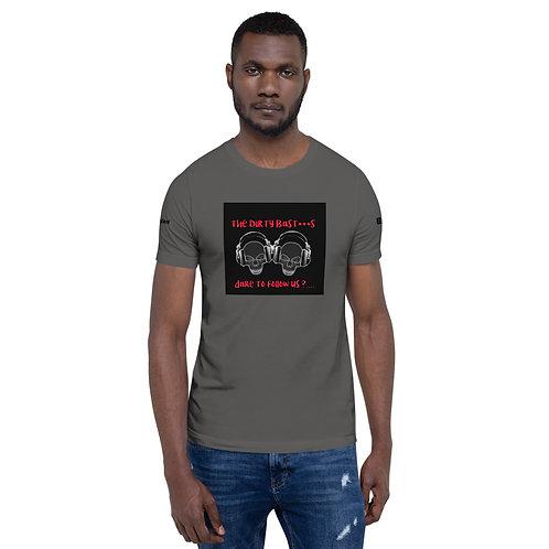 Short-Sleeve Unisex T-Shirt - The Dirty Bast***s