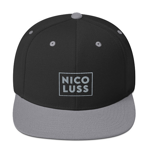 Snapback Hat - NICO LUSS