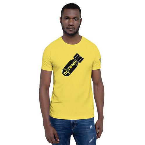 Short-Sleeve Unisex T-Shirt - DETON8