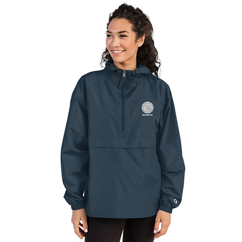 Embroidered Champion Packable Jacket - In:Depth