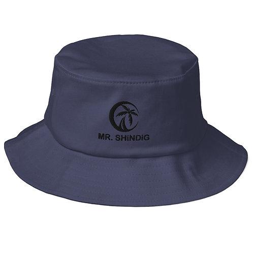 Old School Bucket Hat - Mr SHiNDiG