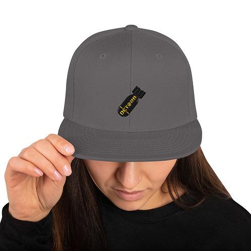 Snapback Hat - DETON8
