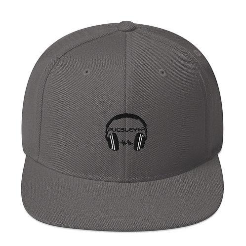 Snapback Hat - Pugsley*P