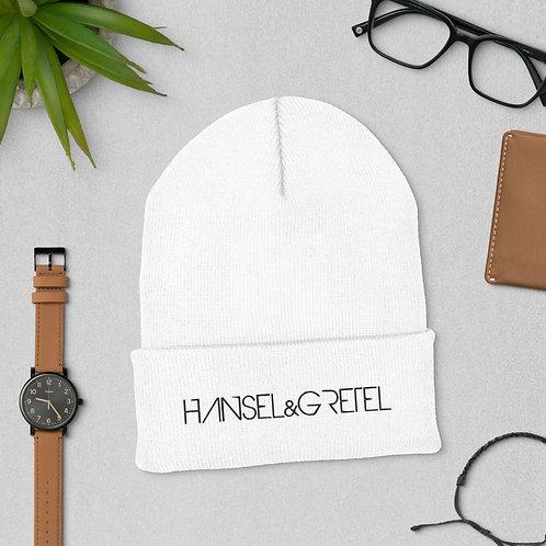 Cuffed Beanie - Hansel & Gretel