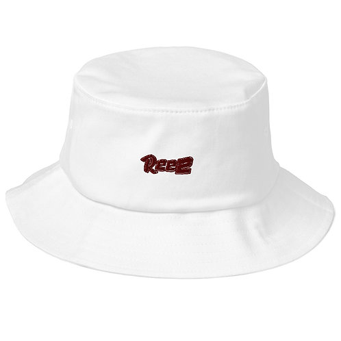 Old School Bucket Hat - Ree2