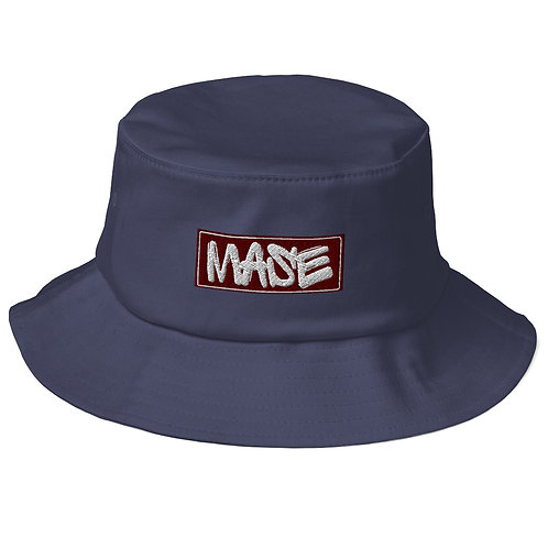 Old School Bucket Hat - Mase