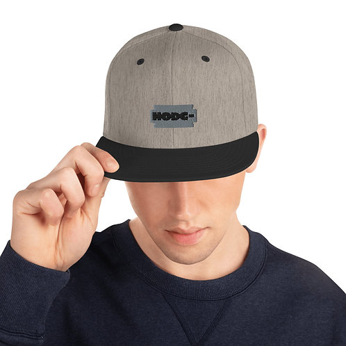 Snapback Hat - Louis Hodge