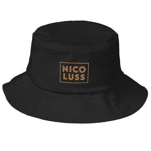Old School Bucket Hat - Nico Luss
