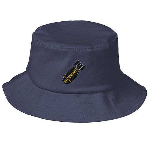 Old School Bucket Hat - DETON8
