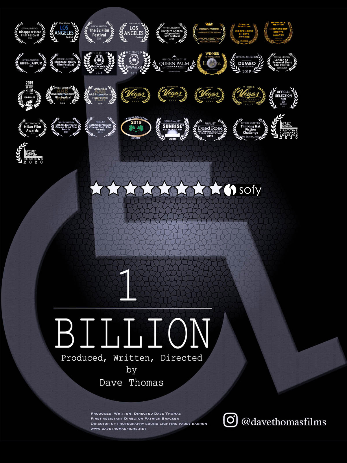 1 BILLION SOFYTV image copy