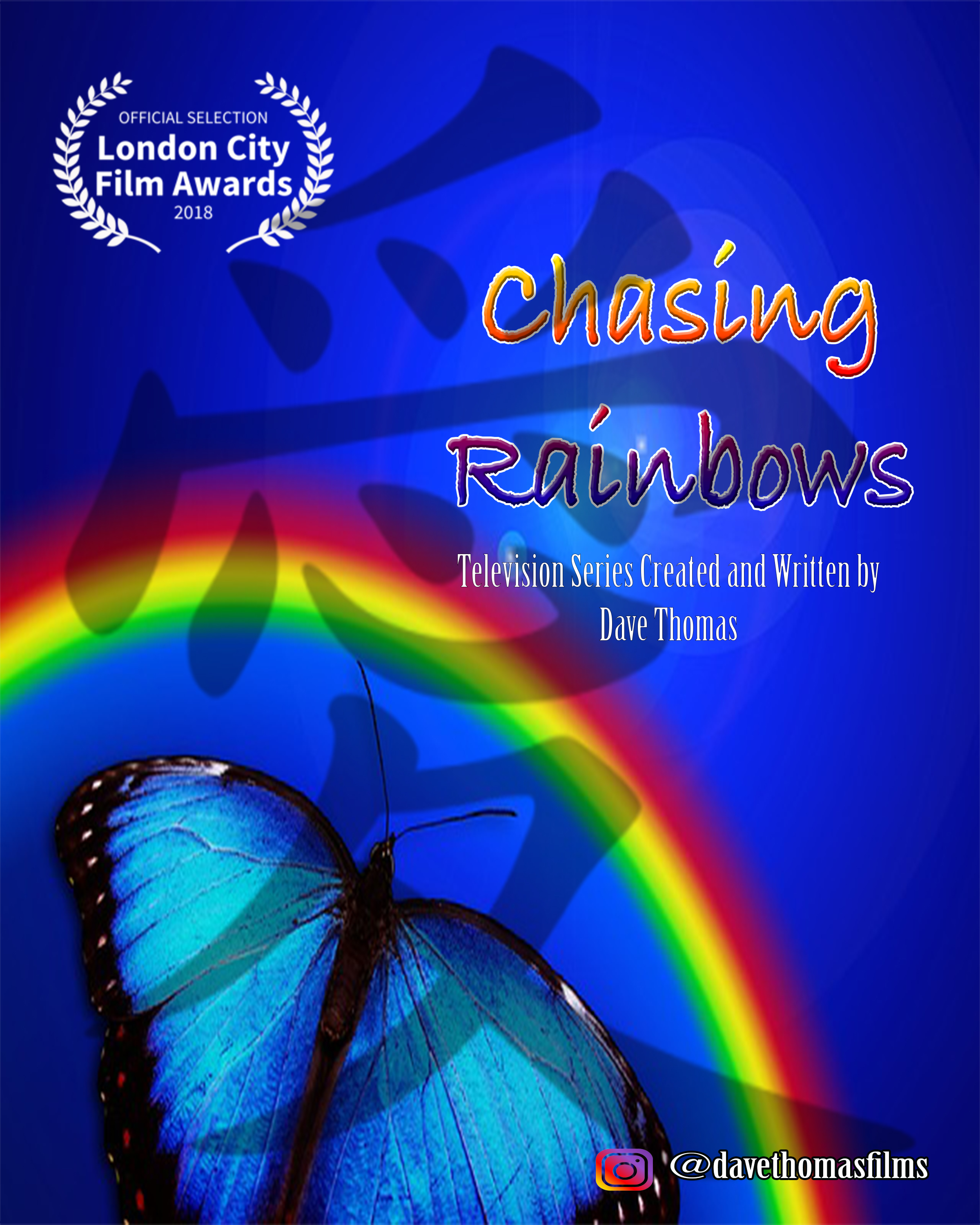 Chasing Rainbows poster 1