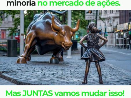 Mulheres na Bolsa de Valores!