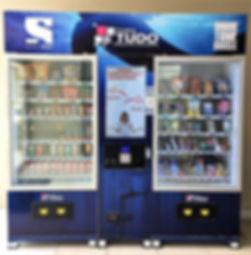Vending Tudo - supermercado automatico