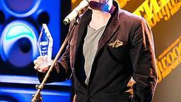 Дмитрий Нагиев удостоился звания «Телеперсона года».