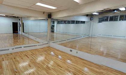 The 1st Strazzero Danse studio